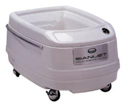 Living Earth Crafts SaniJet Pipeless™ Foot Bath