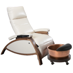 Living Earth Crafts ZG Dream Lounger Pedicure Package