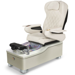 Gulfstream Chi 2G Pedicure Spa with Glass Bowl