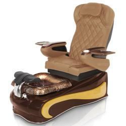 Gulfstream La Fleur 4 Pedicure Spa w/ Chair Top Options & Spider Stool