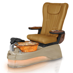 Gulfstream Ampro Pedicure Spa w/ Chair Top Options & Spider Stool