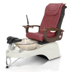 Gulfstream Camellia 2 Pedicure Spa w/ Chair Top Options & Pedicure Stool