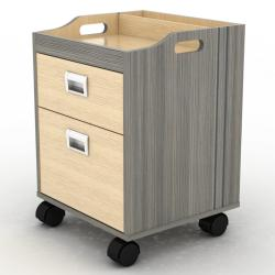 AYC Alera Pedicure Trolley