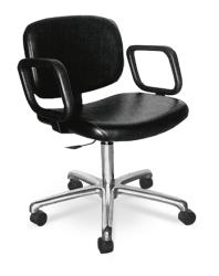 Collins QSE 1840 Task Chair w/ Casters & Gas Lift