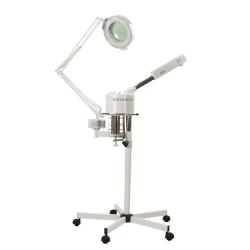 AYC Aries Facial Steamer and Mag Lamp