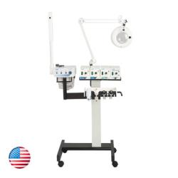 Garfield International 8000A Multi-Function Facial System - 5 Diopter