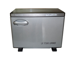Touch America 34006-UL 110 Volt-Standard Hot Towel Cabinet - UL Listed