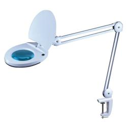 Salon Equipment Pros SEP-10608CL LED 5 Diopter Magnifying Lamp - Clamp