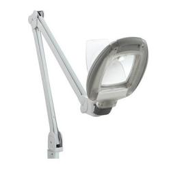 USA Salon & Spa 1005T Ample LED Mag Lamp w/ Clamp - 3 Diopter w/ 5 Diopter Point