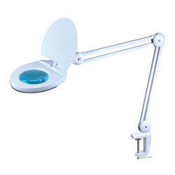 Athena 6808 LED Mag Lamp Only with Clamp - 3 Diopter