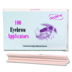 Depileve D565 Eyebrow Applicators (100)