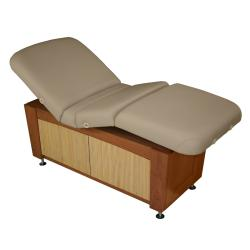 Touch America 11651 Viola Power Tilt Spa Table- Bamboo