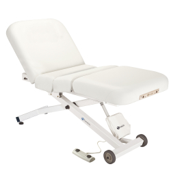 Earthlite Ellora Pneumatic Gas Assist Salon Top Electric Lift Massage Table