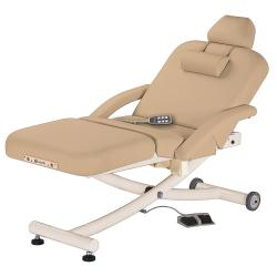 Earthlite Ellora Vista Full Electric Salon Top Electric Lift Massage Table w/ Accessories