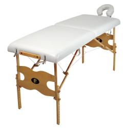 Pibbs FB702 Portable Massage Table - Adjustable Height