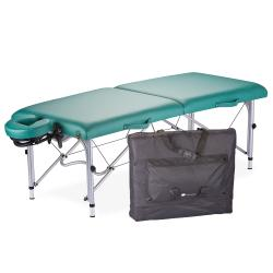 Earthlite Luna Full Sized, Lightweight Massage Table Package
