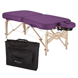 Earthlite Infinity Massage Table - Silver Package