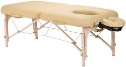 Living Earth Crafts Spirit Pregnancy Massage Table Package (Flex-Rest & Carry Case)
