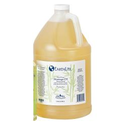 Earthlite 1041 Nut-Free Massage Oil - 1 Gallon
