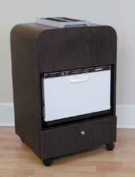 AB Salon Equipment 76002 Mobile Cabinet