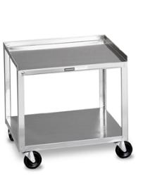 Chattanooga Group 4002 Stainless Steel Facial Trolley