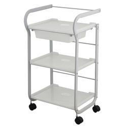 USA Salon & Spa 1017 Violet Skin Care Trolley