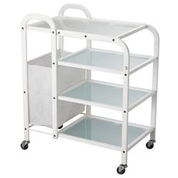 USA Salon & Spa 1031 Dual Skin Care Trolley