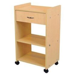 Jeffco 3370-20 Organizer Portable Salon-Spa Cart