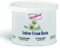 Depileve D117 28 oz. Azulene Cream Rosin