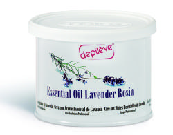 Depileve D137 28 oz. Essential Oil Lavender Rosin
