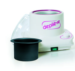 Depileve D340 14 oz Deluxe Wax Warmer