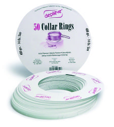 Depileve D520 Wax Warmer Collar Rings 50 ct