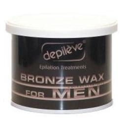 Depileve D144 Bronze Wax for Men - 14 oz.