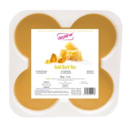 Depileve D146 Gold Hard Wax - 2.2 lbs Tray