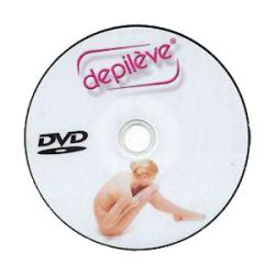Depileve D585 Extra Film Stripless Hair Removal DVD