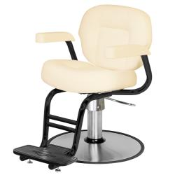 Belvedere Seville B72S Hair Styling Chair w/ Painted Frame & RD12FC-HB