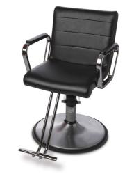 Belvedere Arrojo NA12 Hair Styling Salon Chair w/ Hydraulic Base Options