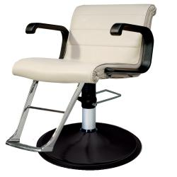 Belvedere S92S Scroll Hair Styling Salon Chair -Hydraulic Base Options