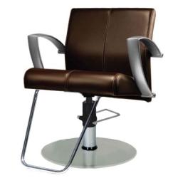 Belvedere Kallista A KT12A Hair Styling Salon Chair w/ LD12USS Base