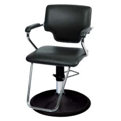 Belvedere Belle BL82 Hair Styling Salon Chair w/ Hydraulic Base Option