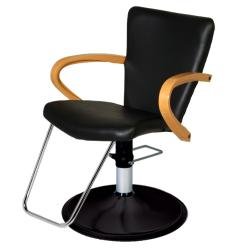 Belvedere Caddy DD12A Hair Styling Salon Chair - Hydraulic Base Option