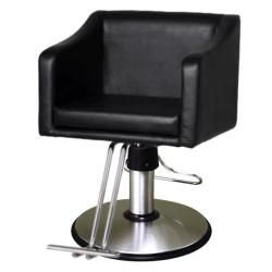 Belvedere Look LK12 Hair Styling Salon Chair w/ CB12FC Base