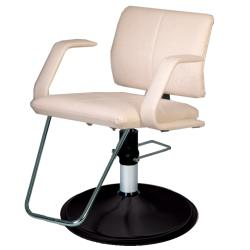 Belvedere Tara D42TA Hair Styling Salon Chair w/ Hydraulic Base Option