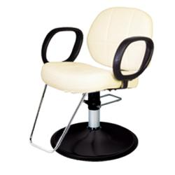 Belvedere Hampton HP12 Hair Styling Salon Chair -Hydraulic Base Option