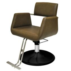 Belvedere Moni MM6335 Hair Styling Salon Chair - Hydraulic Base Option