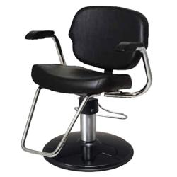 Belvedere Edge ED92 Hair Styling Salon Chair w/ Hydraulic Base Options