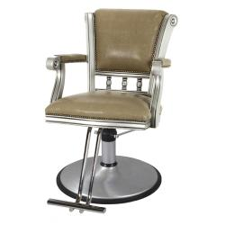 Belvedere WBXPOM Pompadour Hair Styling Salon Chair - Base Options