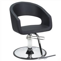 AYC Trinity Hair Styling Salon Chair - Black