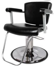 Collins 7600 Vittoria Hair Styling Salon Chair - Hydraulic Base Option