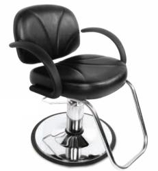 Collins 6500 Le Fleur Hair Styling Salon Chair - Hydraulic Base Option